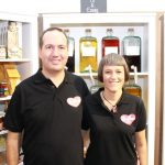 Patrick & Belinda Egle - Geschäftsführer des Lusthaus Hohenems (Bild: Wirtschaftszeit.at)