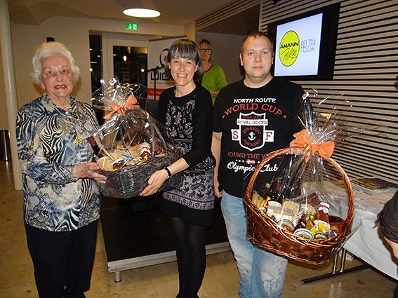Gewinner Weihnachtspost Lusthaus Geschenkkorb