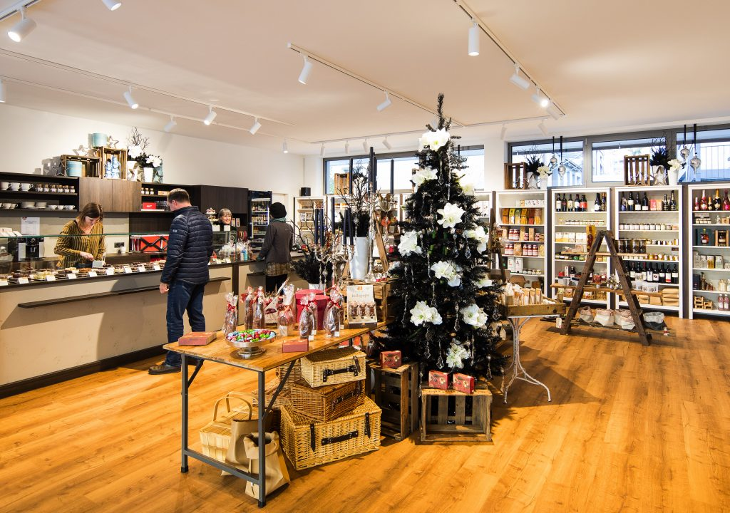 Feinkostina Geschäfte in Hohenems & Dornbirn - Feinkost, Geschenke-laden Vorarlberg